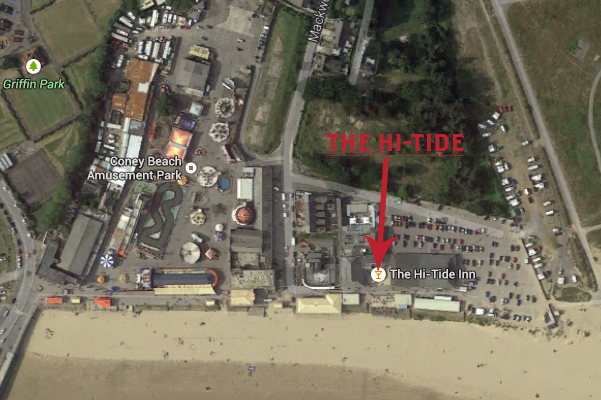 The Hi-Tide Location